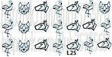 Слайдер дизайн на нігті тварини, фото 9