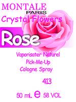 Духи 50 мл (413) версия аромата Монтале Crystal Flowers