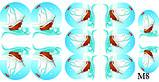 Слайдер дизайн на нігті морські, фото 6