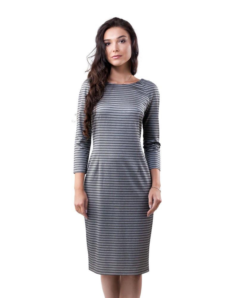 Платье женское приталенное (в размерах М-3XL)