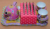 Набор посуды металлический чайный набор SO 55 A YNA /43-6