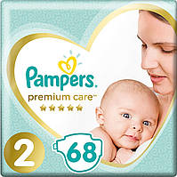 Подгузники Pampers Premium Care Mini 2(4-8кг) 68шт Pampers Польша 89703