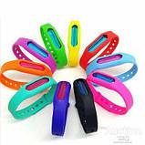 Силиконовый браслет от комаров Premium Band с капсулой для детей и взрослых, фото 7