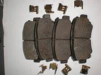 Тормозные колодки передние Chery Jaggi S21, Chery Kimo S12