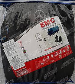 Авточехлы Mercedes-Benz Atego 1+1 2005- EMC Elegant