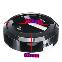 Робот-пылесос аккумуляторный XimeijieSmart USB, фото 4
