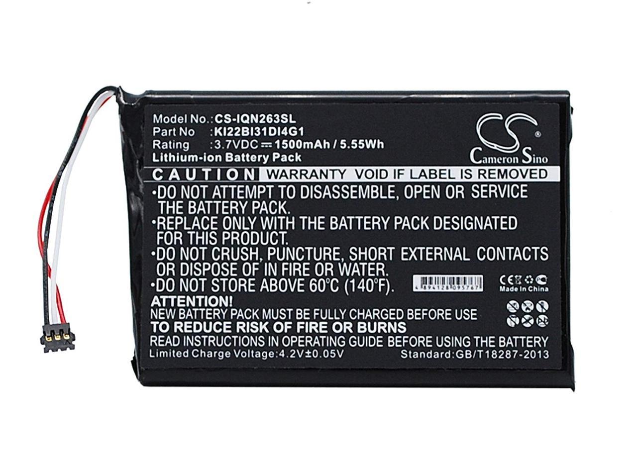 Аккумулятор Cameron Sino CS-IQN263SL для iRobot Braava 380 / Braava 380T / 5200B