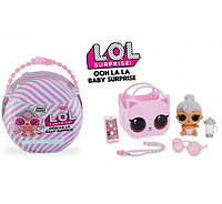 L. O. L. SURPRISE Ooh La La Baby Surprise Принцесса Китти лол