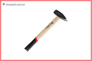 Молоток Intertool - 500 г, ручка ясень, фото 2