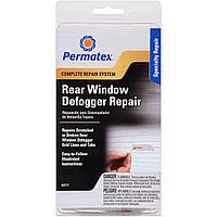 Permatex Набор для ремонта нитей обогрева и приклейки контактов обогрева заднего стекла