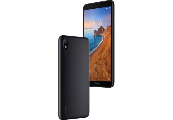 Смартфоны Xiaomi Redmi 7A 2 Светодиодная Отсутствует Поддержка USB-host Фонарик Датчик приближения Гироскоп освещенности Компас Несъемный до 256 Гб Пластик Android microSD Nano-SIM Емкостный Смартфон