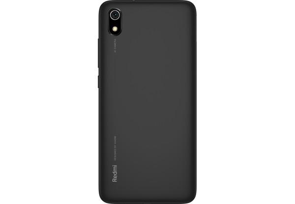 Смартфоны Xiaomi Redmi 7A 2 Светодиодная Отсутствует Поддержка USB-host Фонарик Датчик приближения Гироскоп освещенности Компас Несъемный до 256 Гб Пластик Android microSD Nano-SIM Емкостный Смартфон Моноблок