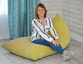 Кресло-мешок 1.0*1.4м, Оливка