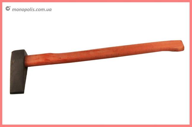 Топор-колун (Украина) - 3000 г, ручка деревянная, фото 2