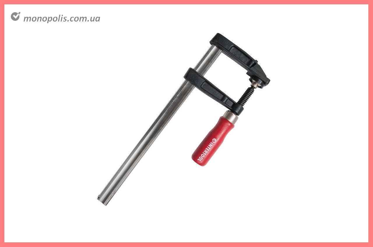 Струбцина столярная Intertool - 200 х 50 мм