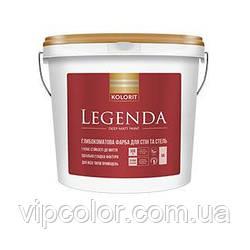Kolorit Legenda латексная краска для интерьера А 4,5л