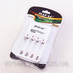 Зарядное устройство на 4 аккумулятора JIABAO JB-806
