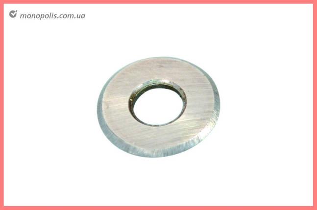 Колесо сменное для плиткореза Mastertool - 22 х 10,5 х 2 мм (к подшипниковым), фото 2