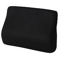 IKEA BORTBERG Дополнительная подушка на кресло, черный (104.610.10)