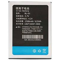 Аккумулятор THL BL-01 T200. Батарея THL BL-01 T200 (2500 mAh). Original АКБ (новая)