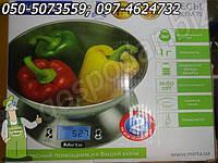Весы електрические кухонные