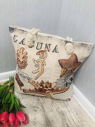 "Пляжная сумка ""Laguna"", фото 2"