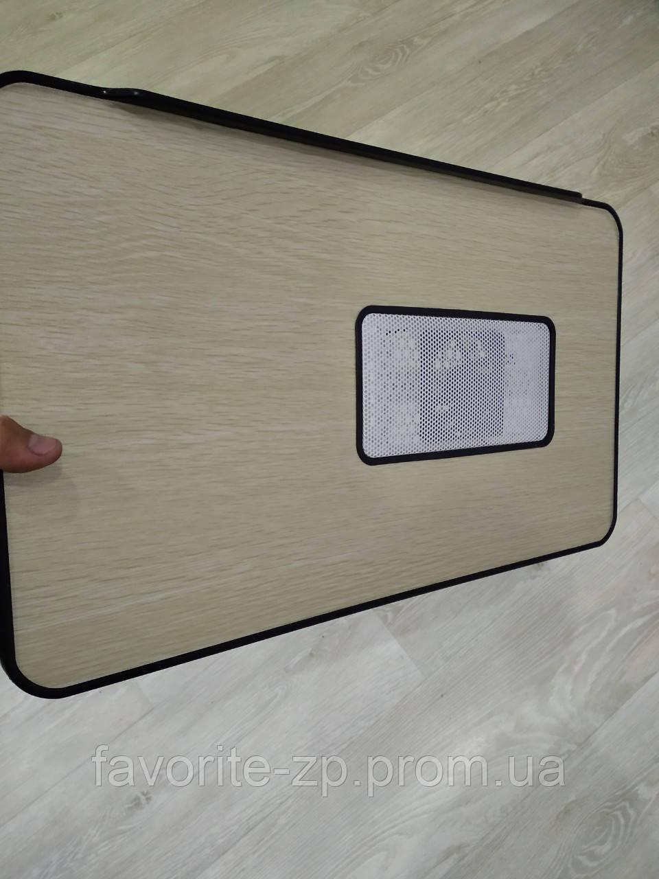 Подставка для ноутбука с кулером MHZ Laptop table A8
