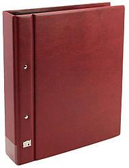 Альбом для монет - SAFE Professional A4 275 Х 320 Х 70 Бордовый