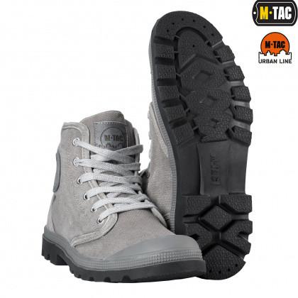 Тактичні Кеди M-Tac Grey Size 40