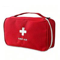 Аптечка BoxShop First Aid красная (T-4522), фото 1