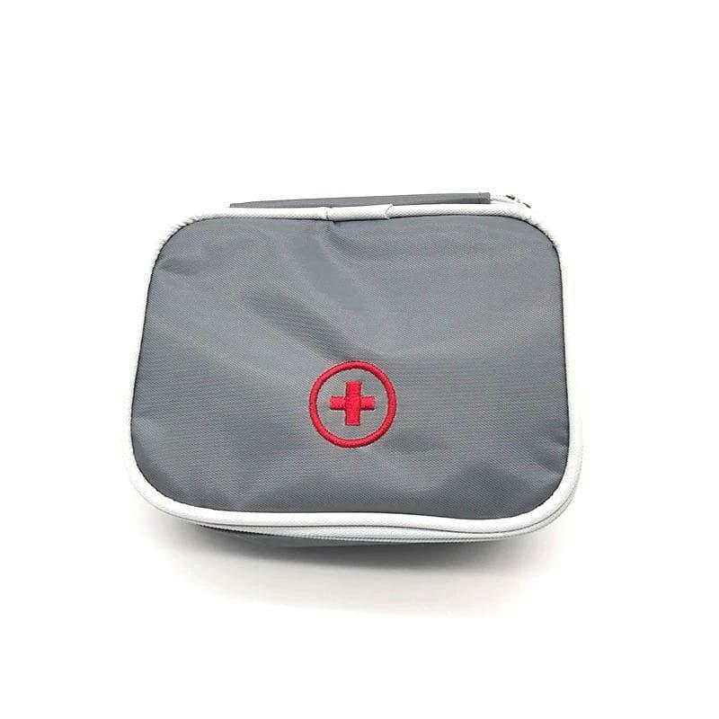 Аптечка-органайзер BoxShop серая (T-4513)