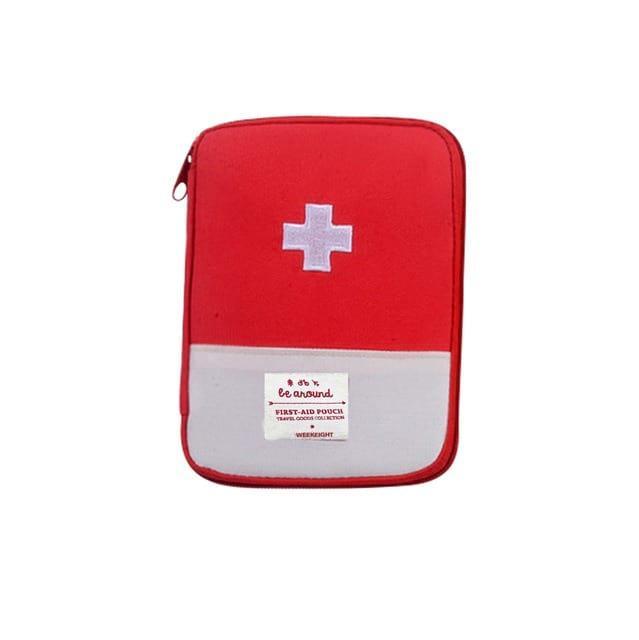 Аптечка-органайзер BoxShop красная (T-4498)