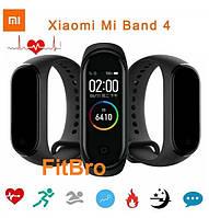 Фитнес браслет Xiaomi Mi Band 4!  Фитнес трекер М4 ОРИГИНАЛ уже в Украине!