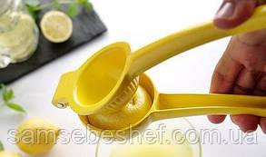 Соковыжималка Пресс для лимона лайма ягод сквизер GA Dynasty 26056