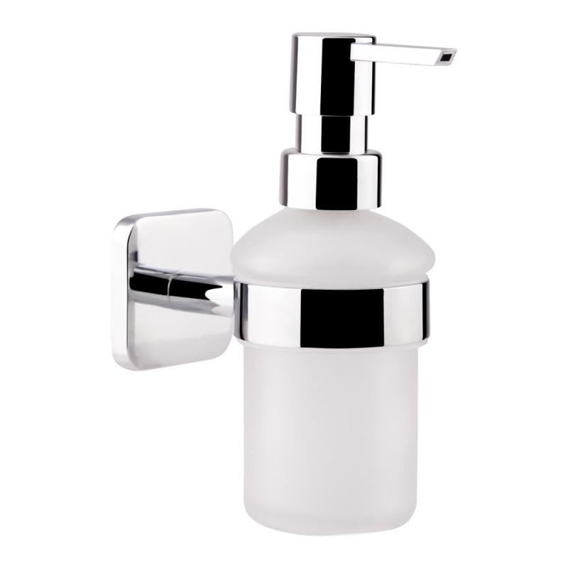 Дозатор для жидкого мыла 200 мл GF Italy (CRM)/S- 2727 настенный
