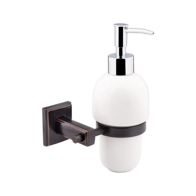 Дозатор мыла 200 мл GF Italy (BLB)/S- 2627  керамика