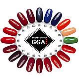 Гель-лак GGA Professional №89, фото 2