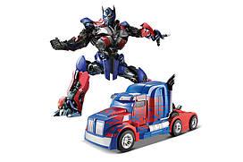 Трансформер радиоуправляемый Оптимус Прайм (Optimus Prime) JiaQi Troopers Strong TT669