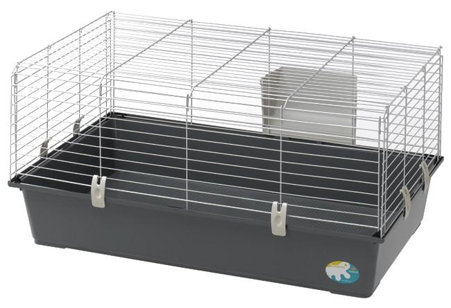 Ferplast RABBIT 100 EL Клетка для кроликов и морских свинок -           Зоомагазин - Зверушка в Киеве