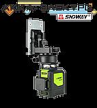 Лазерный уровень 12L (нивелир) SNDWAY SW-333G, фото 2