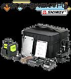 Лазерный уровень 12L (нивелир) SNDWAY SW-333G, фото 7