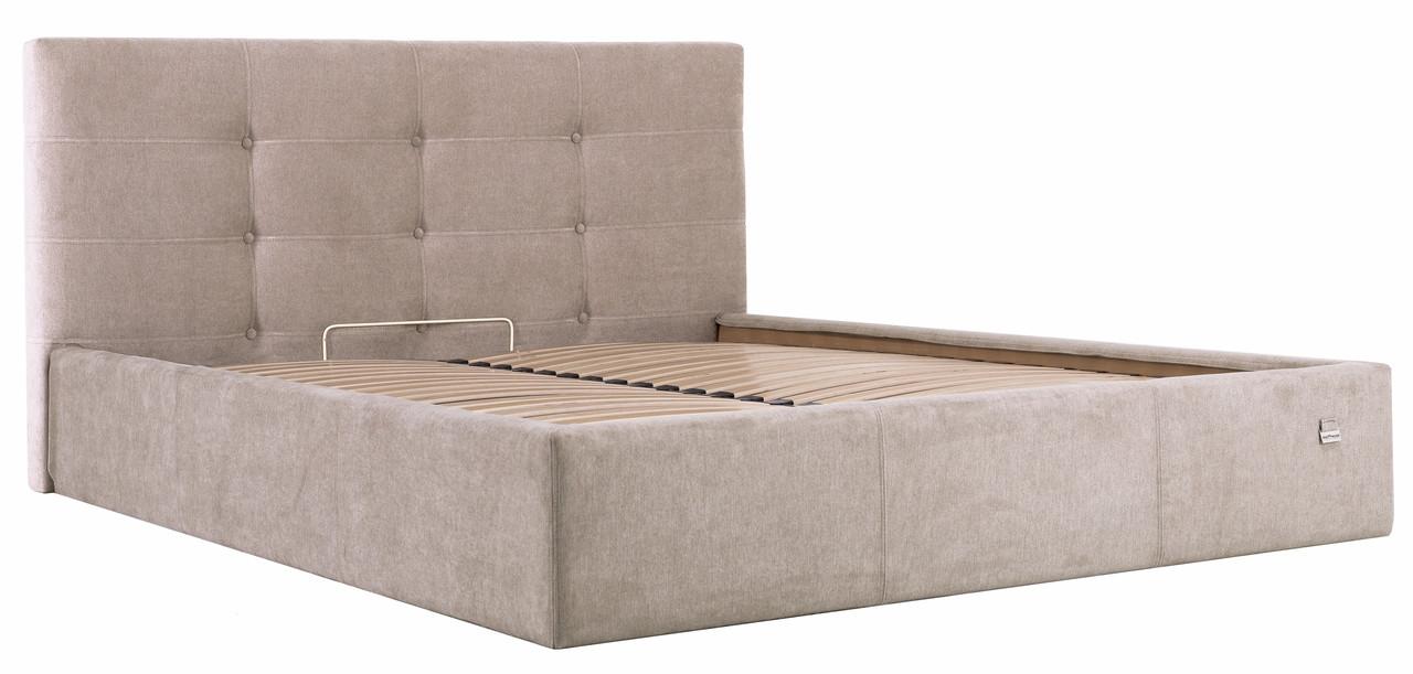 """Двуспальная кровать """"Манчестер"""" с подъемным механизмом (без матраса) ТМ Richman"""