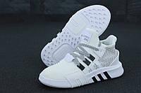 Мужские кроссовки Adidas EQT белые