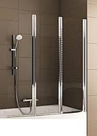 Шторка для ванны Aquaform Modern 3 профиль хром 170-06992