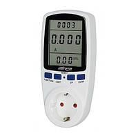 Измерительный прибор EnerGenie EG-SSM-01 White (Ваттметр) (EG-SSM-01)