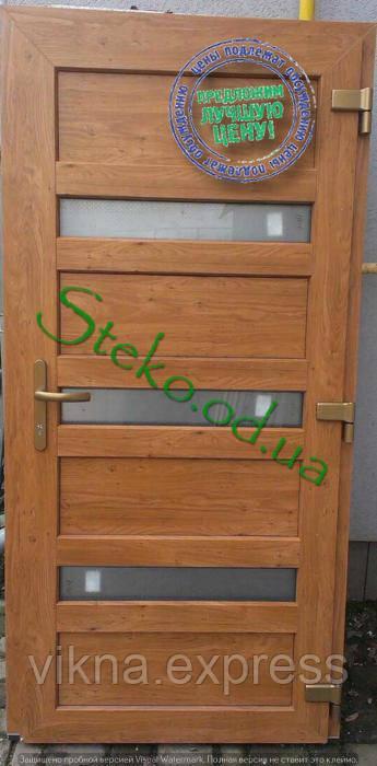 Пластиковые двери Steko 2100*850