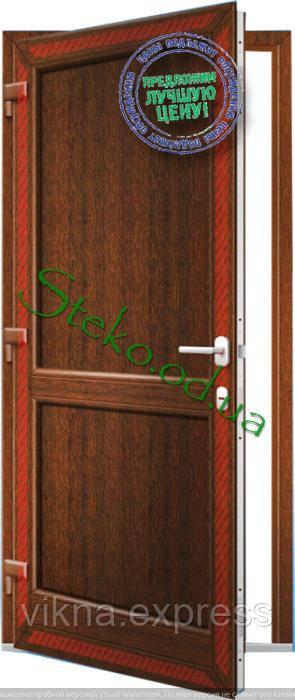 Пластиковые двери Steko 2100*950