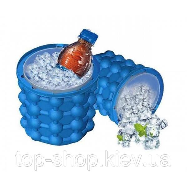 Форма для льда Ice Cube Maker Genie