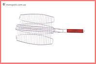 Решетка-гриль Empire - 400 x 370 мм, для рыбы