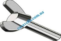 Винт барашек из нержавеющей стали, DIN 316 американская форма